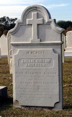 Sallie <i>Gibson</i> Anderson
