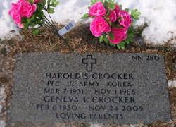 Geneva L Crocker
