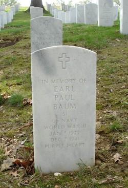 SMN Earl Paul Baum