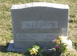 Amanda Cason Wilson