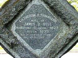 Catherine Elizabeth <i>Townsend</i> Bell