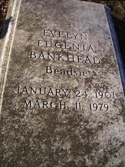 Evelyn Eugenia Beadsie Bankhead
