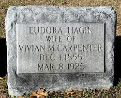 Eudora <i>Hagin</i> Carpenter