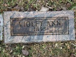 Violet Ann Hagerman