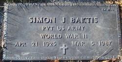 Simon J Baktis