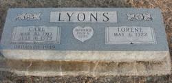 Carl Lyons