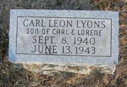 Carle Leon Lyons