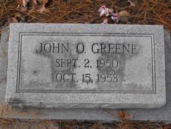 John O. Greene