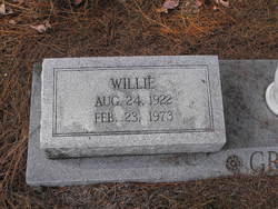 Willie Greene