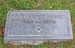 George Herbert Brenner, Sr