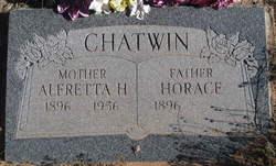 Alfretta Greta Retta <i>Harward Willson Willson Lovell</i> Chatwin