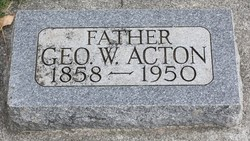 George Acton
