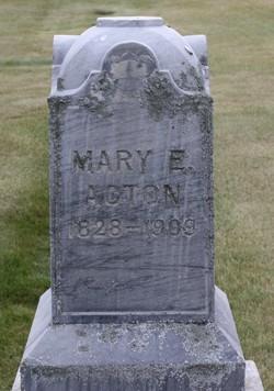 Mary E. Acton