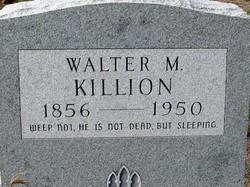 Walter Montgomery Killion