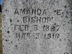 Amanda Eveline <i>Stuart</i> Bishop
