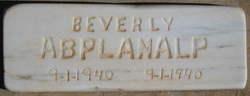 Beverly Abplanalp