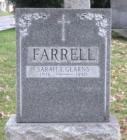 Emily Robinson <i>Manville</i> Farrell