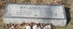Mattie B Washington