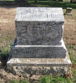 Ellen M. Woodring
