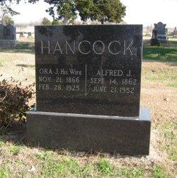 Alfred J. Hancock