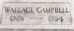 Wallace Wally Campbell