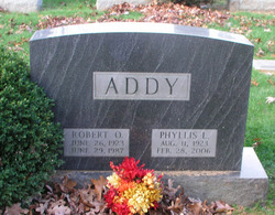 Robert Orrin Addy