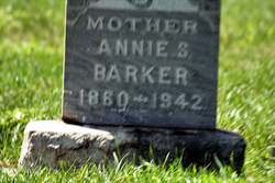 Annie S. Barker