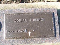 Norma J <i>Kray</i> Berns
