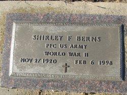 Shirley F Berns