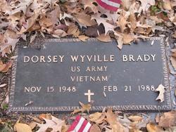 Dorsey Wyville Brady