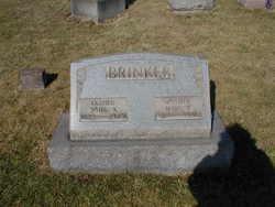 Mary Emma <i>Walton</i> Brinker