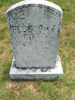 Rebecca E. Becky <i>Kinnaird</i> Ford