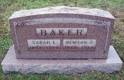 Sarah Elizabeth <i>Straight</i> Baker