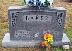 Gracie Marie <i>Myers</i> Baker