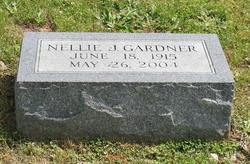Nellie Jane <i>Borman</i> Gardner