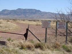 Apache Cemetery