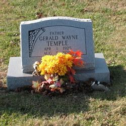 Gerald Wayne Temple