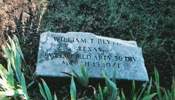 William Tinnin Blythe