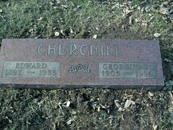 Georgina V <i>M</i> Churchill