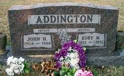 John H Addington