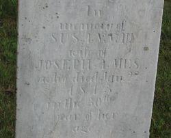 Susannah <i>Wilbur</i> Ames