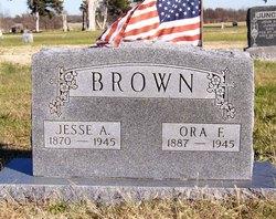 Jesse Andrew Brown