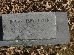 Thomas Espy Green