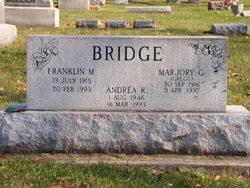 Marjory G. <i>Gregg</i> Bridge