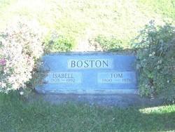 Isabell Malinda <i>Cole</i> Boston