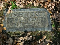 Cedric Hazen Williams, Sr