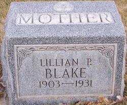 Lillian Pearl <i>Taylor-Austin</i> Blake