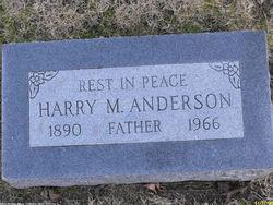 Harry Marteen Anderson, Sr