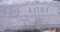 Sarah <i>Cabbage</i> Love
