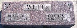 Beatrice Irene <i>Knowles</i> White